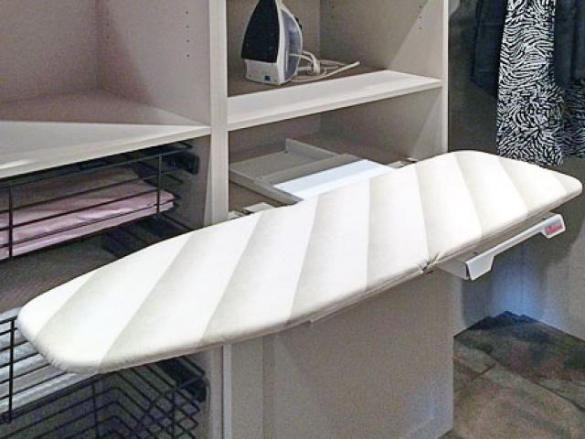 Compact Folding Ironing Board