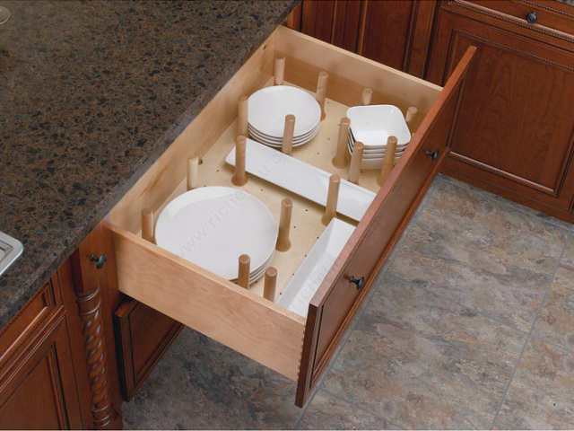 Peg Drawer System