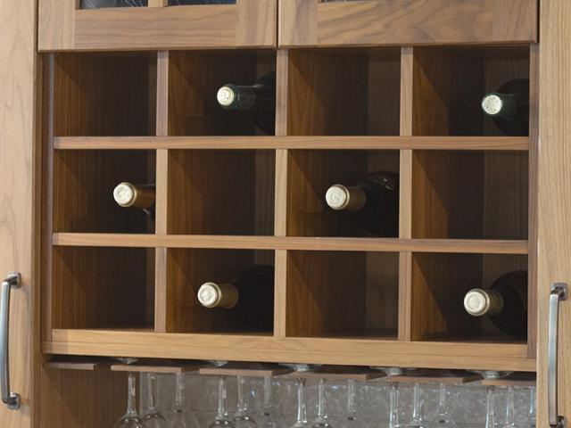 Wine Cubby