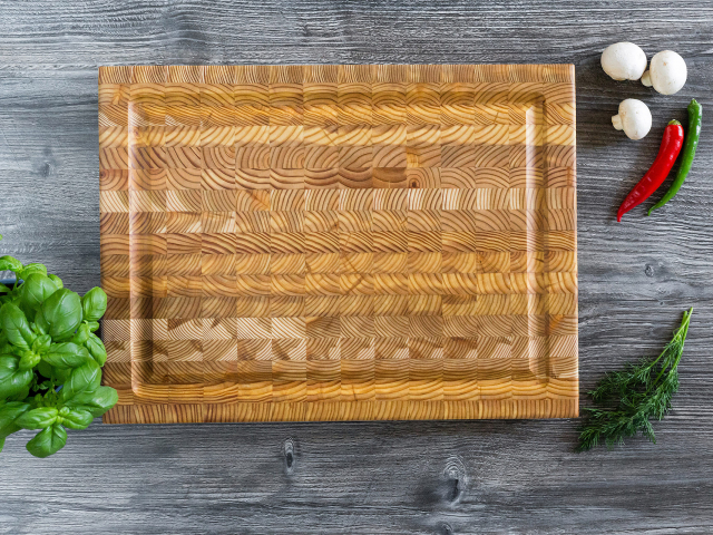 End-grain Carving Board